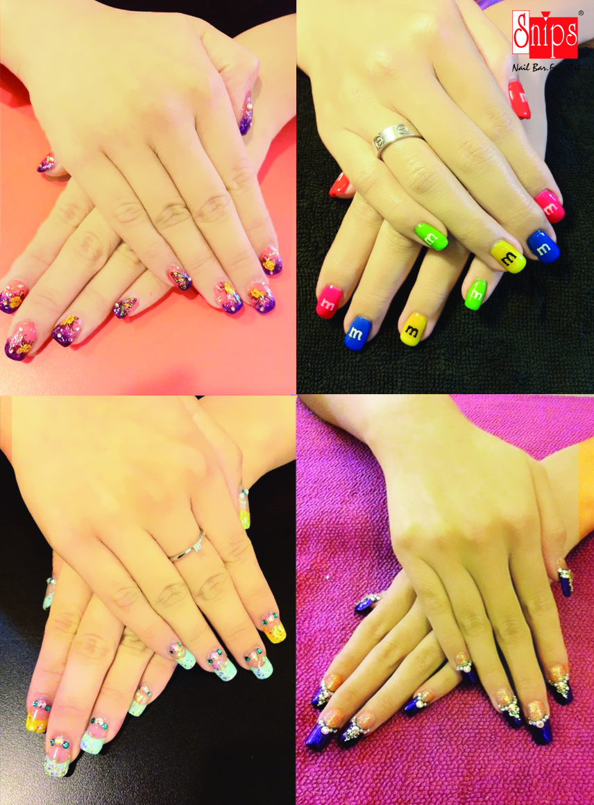 Professional Nail Courses in Malaysia - SCCA