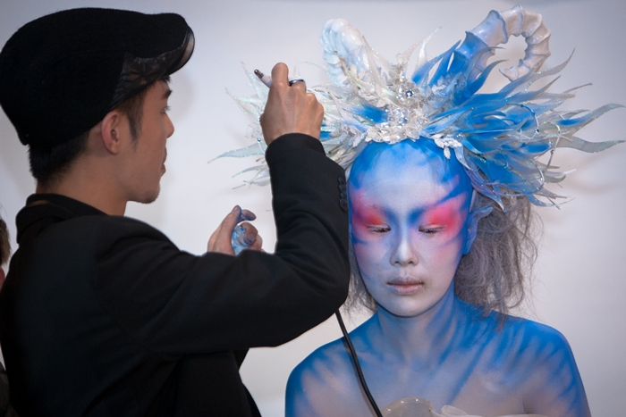 Special Effect Makeup & Hairstyling Workshop 特效化妆和发型工作室
