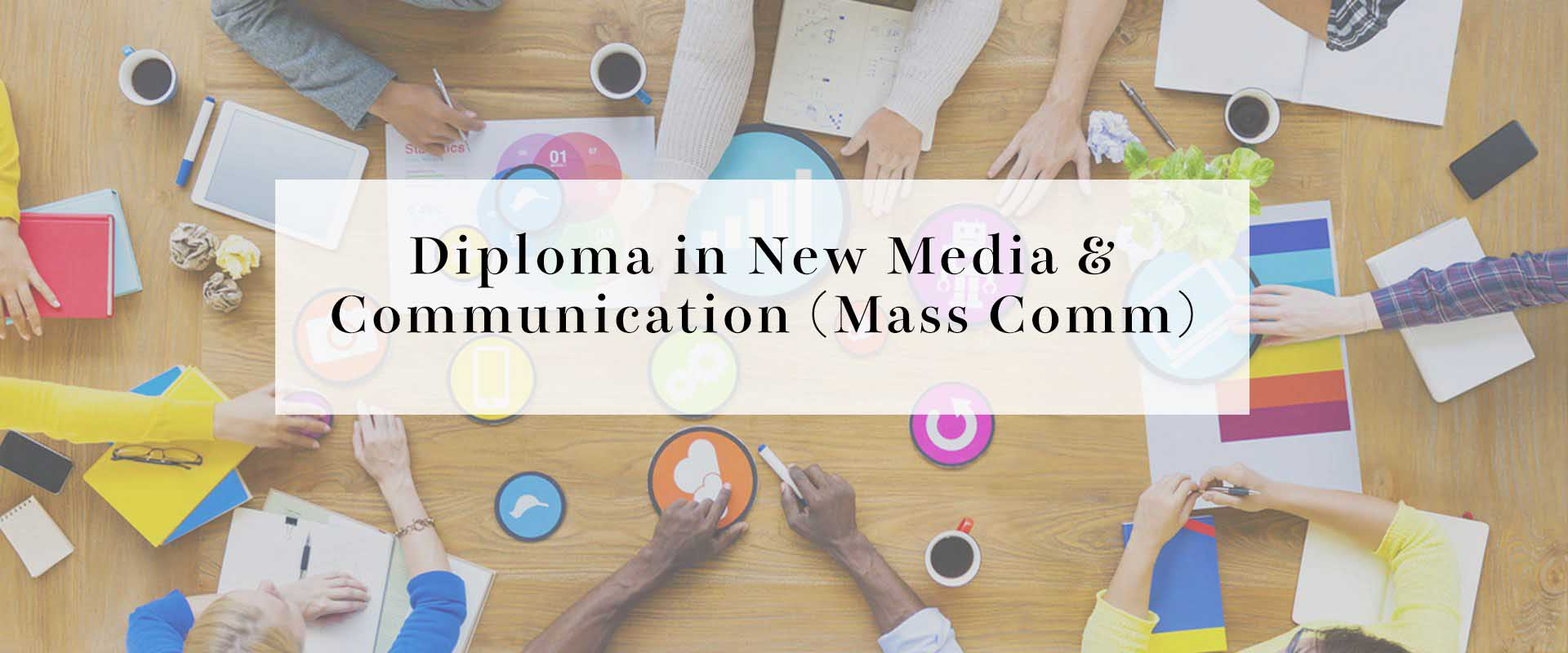 New Media & Communication Course